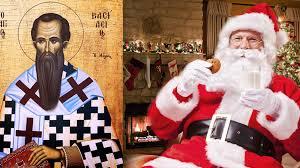 Ο Έλληνας Άγιος Βασίλης και ο Αμερικανός Santa Claus: Τo who is who τους